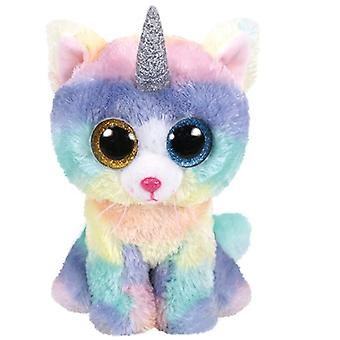 Ty Beanie Boo's Heather Unicorn kat