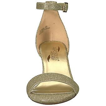 Aerosolit naisten laminaatti kangas avoin toe muodollinen nilkka hihna sandaalit