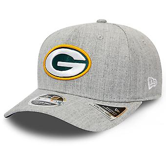 New Era 9Fifty Stretch Snapback Cap - Green Bay Packers