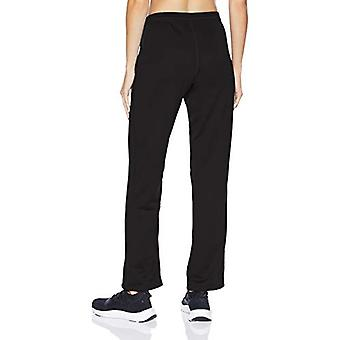 Starter Women's AUTHEN-TECH Fleece Sweatpants, Exclusif, Noir, XL