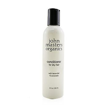 John Masters Organics Conditioner For Dry Hair With Lavender & Avocado - 236ml/8oz