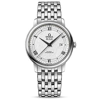 Omega Men's De Ville Silver Watch - O42410402002005