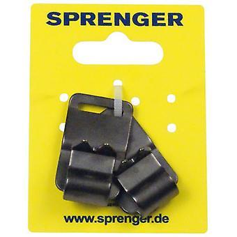 HS Sprenger Eslabon pescoço tecnologia inox companheiro pará cl00307 y cl00308
