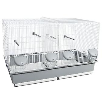 Voltrega 350 Breeding Cage White 70 X 40 X 44 Cm (Birds , Cages and aviaries , Cages)