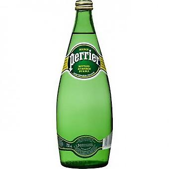 Perrier Carbonated Water Glass-( 750 Ml X 12 Bottles )
