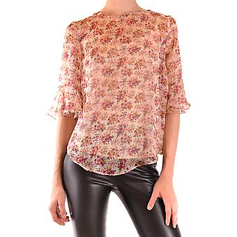 Twin-set Ezbc060234 Dames's Roze Polyester Blouse