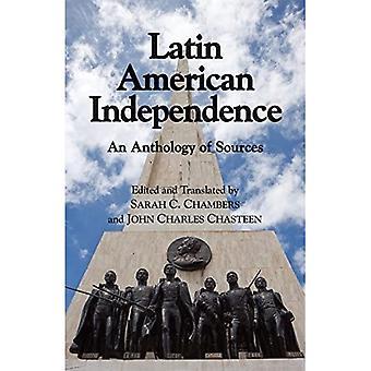 Latin American Struggles for Independence: An Anthology of Sources (Hardback)