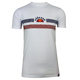 T-shirt blanc Ellesse lori pour hommes;s
