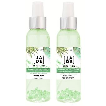 Danielle Jade Intuition Facial Mist & Body Oil Duo Set