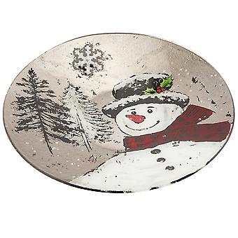 CGB Giftware Snowman Large Bowl