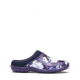 Muck Boots Muckster Ii Clog Ladies Rubber Garden Shoes Blue