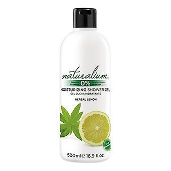 Shower Gel Herbal Lemon Naturalium (500 ml)