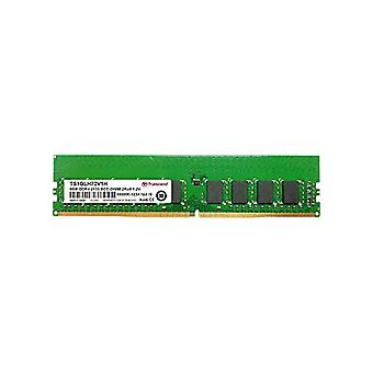 Transcend 8GB PC4-17000L ECC memoria DDR4 2133 MHz Data Integrity Check