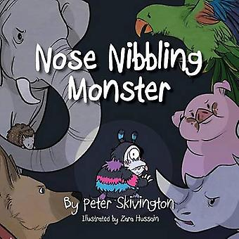 Nose Nibbling Monster by Skivington & Peter