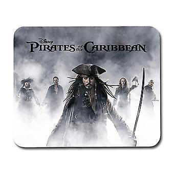 Pirates Of The Caribbean Mouse Pad
