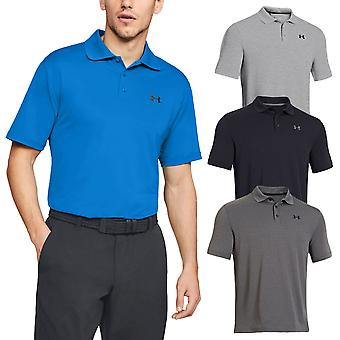 Under Armour Mens UA desempenho camisa pólo de golfe