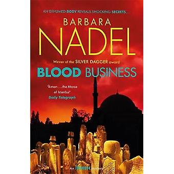 Blood Business (Ikmen Mystery 22) by Barbara Nadel - 9781472254856 Bo