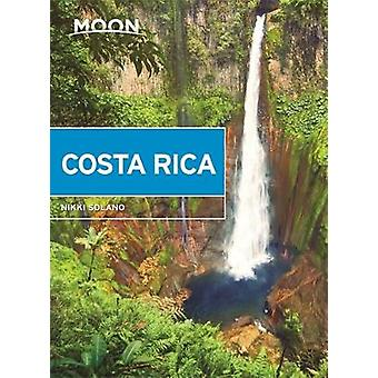 Moon Costa Rica (First Edition) by Nikki Solano - 9781640490864 Book