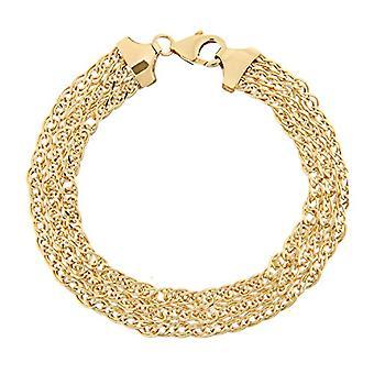 Citerna Women's Bracelet - Yellow Gold - 9 Carats