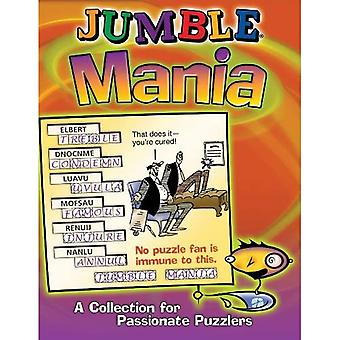 Jumble Mania: A Collection for Passionate Puzzlers (Jumble (Triumph Books))