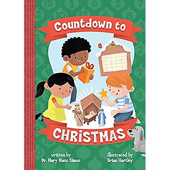 Countdown to Christmas by Mary Manz Simon - 9781506448541 Book
