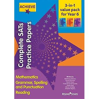Achieve Complete SATs Practice Papers by Laura Collinson - 9781510469