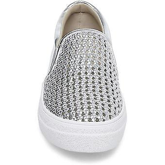Steve Madden Gradvis Sneaker Sølv 6,5 M