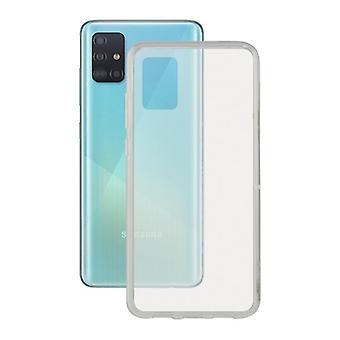 Mobiltelefon tilfelle med TPU Edge Samsung Galaxy A51 Kontakt Flex