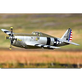 P-47D Thunderbolt razorback 1500mm, PNP