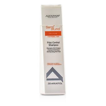 Semi di lino kurinalaisuus frizz ohjaus shampoo (kapinallisten hiukset) 167268 250ml / 8.45oz