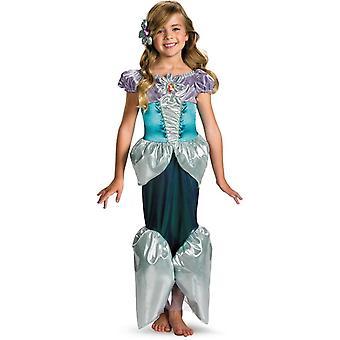 Ariel Disney bambino Costume
