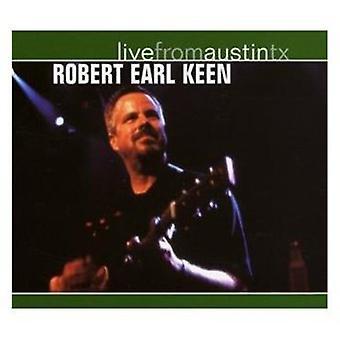 Robert Earl Keen - Live From Austin Texas [CD] USA import