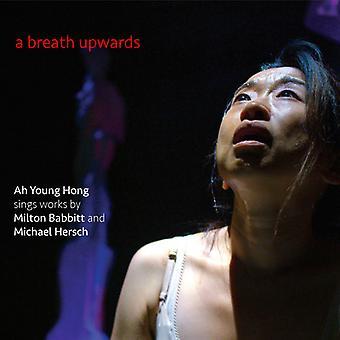 Babbitt / Hersch - Breath Upwards [CD] USA import
