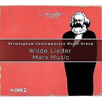 Wilde Lieder [CD] USA import