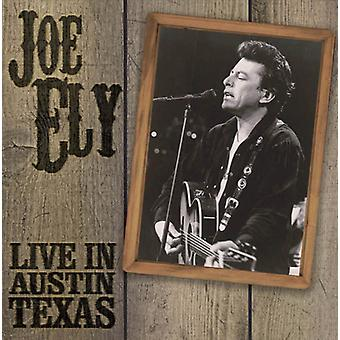 Joe Ely - Live in Austin Texas [CD] USA import