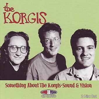Importer des Korgis - quelque chose sur the Korgis-Sound & Vision [CD] é.-u.