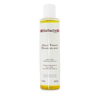Ella Bache tomat rengöring olja för ansikte & ögon, lång hållbarhet Make-Up (Salon produkt) 200ml/6,76 oz