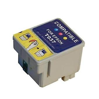 RudyTwos Replacement for Epson BeachHuts Ink Cartridge Tri-Colour(CyanYellow&Magenta) Compatible with C42, C42 Plus, C42 Pro, C42 S, C42SX, C42UX, C44, C44 Plus, C46
