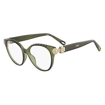 Chloe CE2733 310 Crystal Khaki Glasses