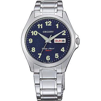 Orient Contemporary Watch FUG0Q008D6 - Stainless Steel Unisex Quartz Analogue