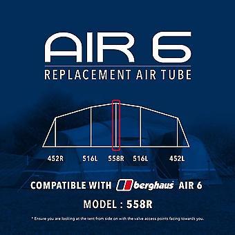 Berghaus Replacement Air Tube - 558R Black