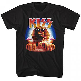 KISS Great Sphinx Of Giza T-Shirt