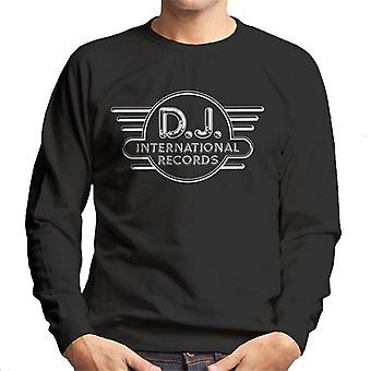 DJ International Records Logo Men's Sweatshirt