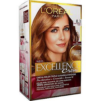 L'Oreal Paris Excellence Creme (Gesundheit & Schönheit , Körperpflege , Haarpflege , Haarfarbe)