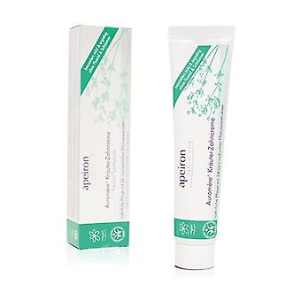 Ayurvedic herbal toothpaste 75 ml of cream