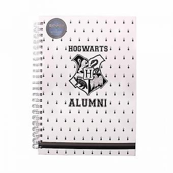 HP  Hogwarts Alumni Notebook