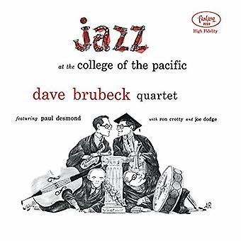 Dave Brubeck - Jazz at the College of the Pacific [Vinyl] USA import