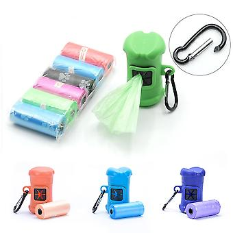 Pet Pooper Scooper Bag Supplies Portable Waste Bags Cat Poop Pick Up Dog Pooper Scooper Pooper Bag Dog Accessories
