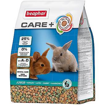 Beaphar Care+ Nyúl Élelmiszer Junior - 1,5 kg