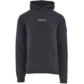 Marshall Artist Navy Siren Oth Hooded Sweatshirt